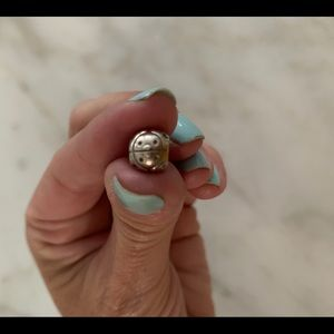 Pandora ladybug charm